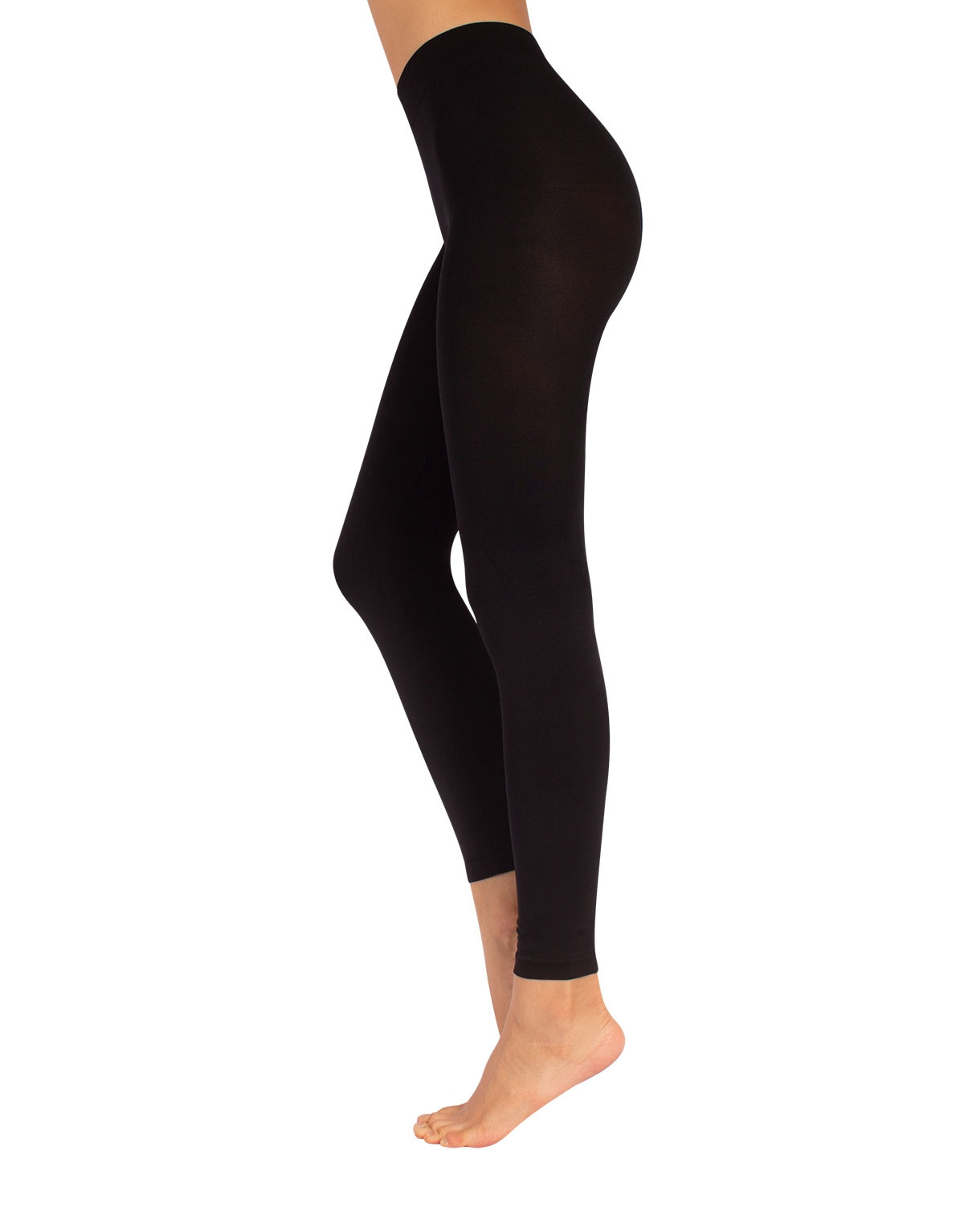 LEGGINGS MICROFIBRA 3D - 200 DEN