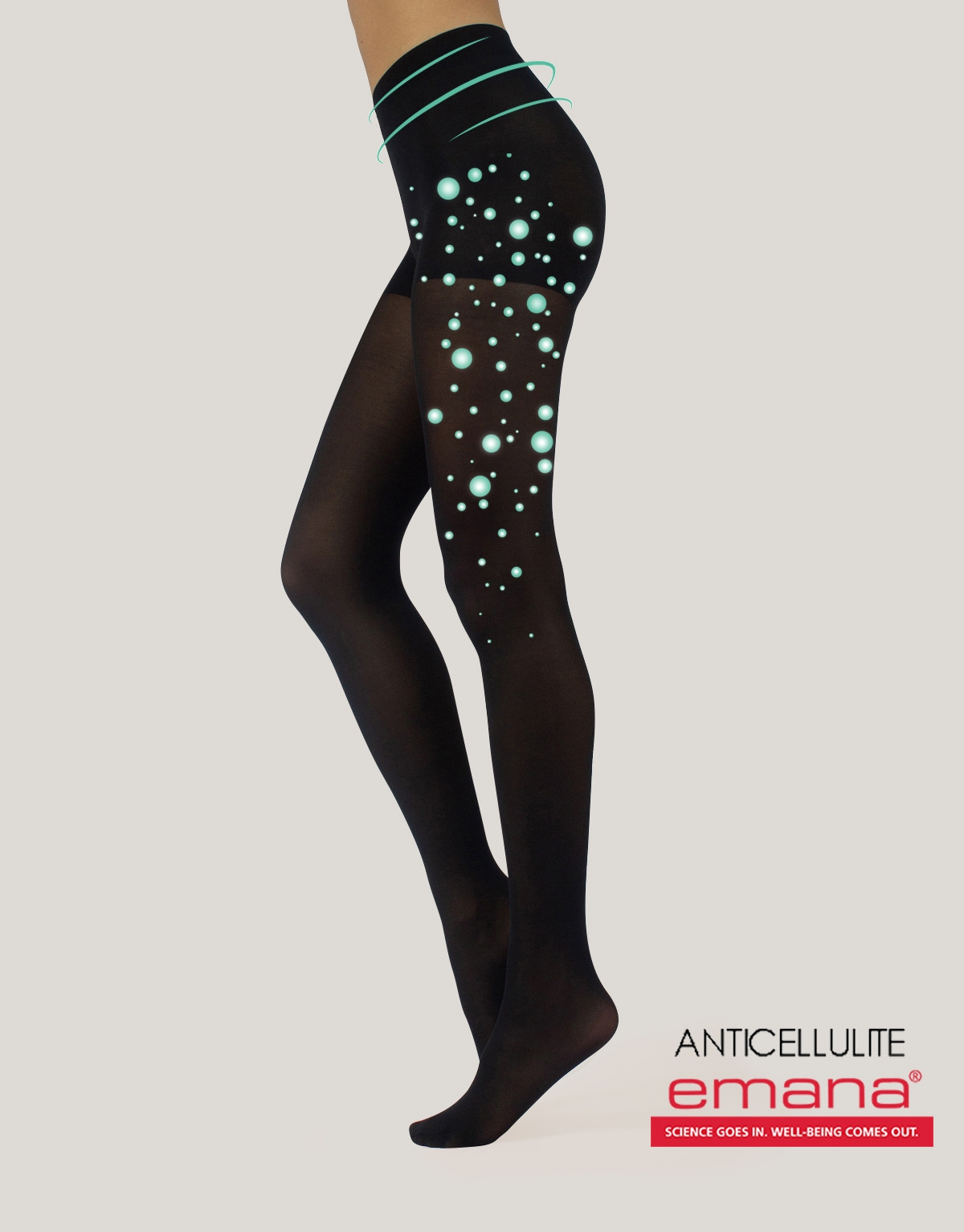 COLLANT ANTI CELLULITE MODELLANTE - 40 DEN