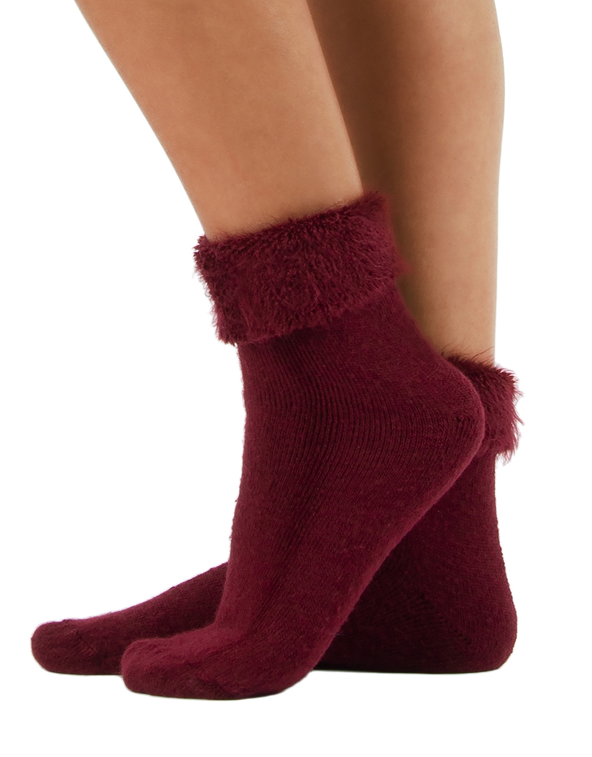 ANGORA TOUCH SOCKS