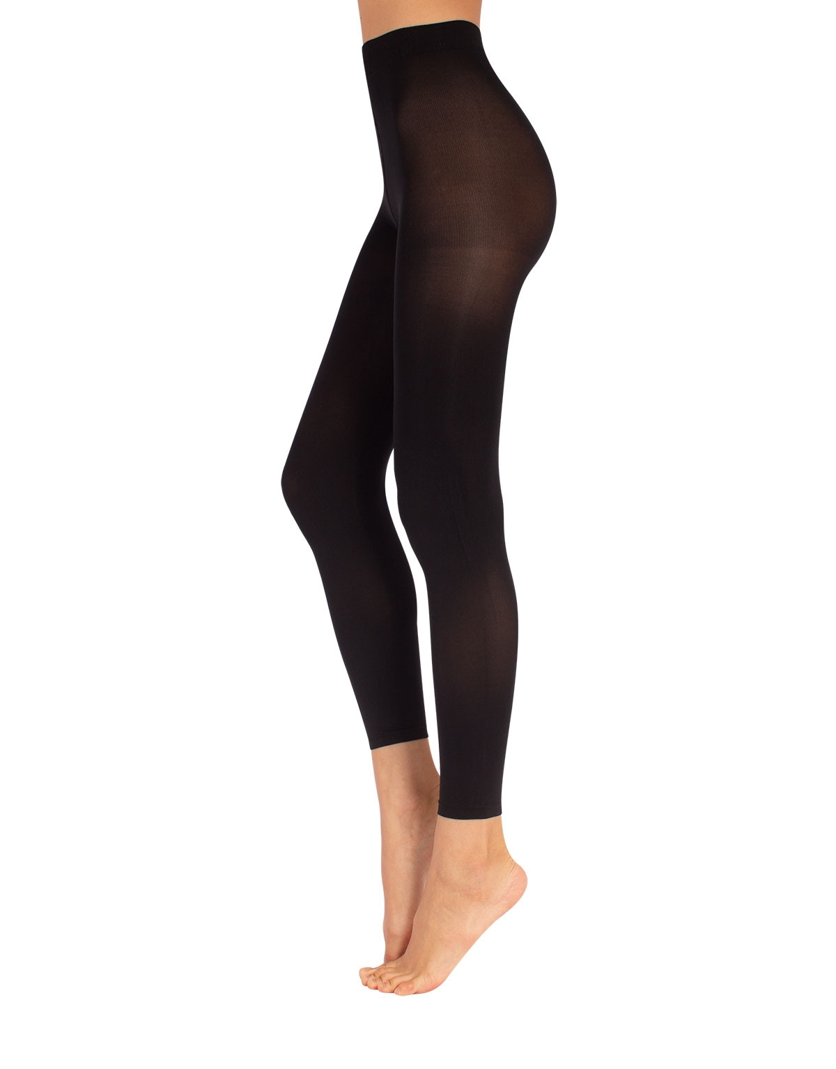 LEGGINGS MICROFIBRA 3D - 60 DEN
