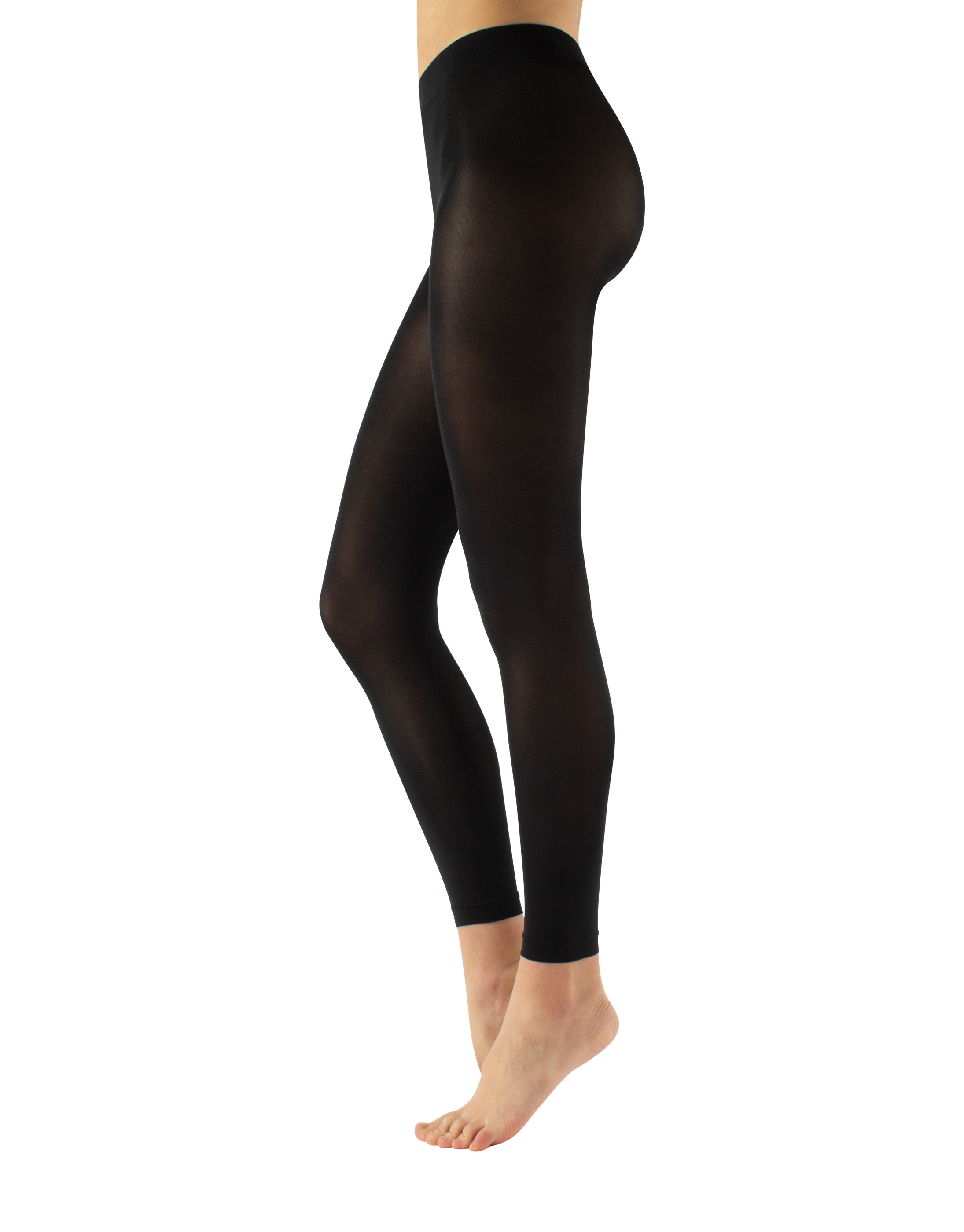 MICROFIBER DANCE LEGGINGS - 60 DEN