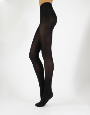 MICROFIBER OPAQUE TIGHTS - 100 DEN