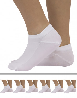 KIDS MICROFIBER ANKLE SOCKS