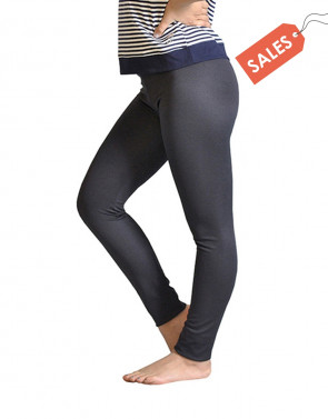 GIRL LEGGINGS MICRO PIQUET