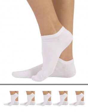UNISEX COTTON ANKLE SOCKS