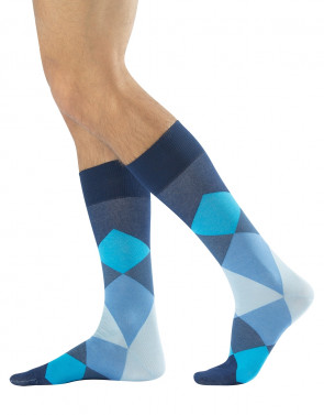 MEN COTTON SOCKS - ARGYLE