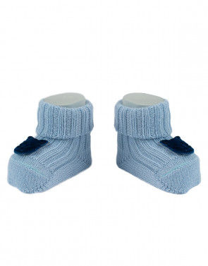 BABY WOOL SOCKS - CAT