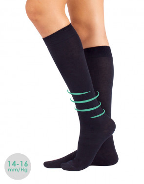 MEDIUM COMPRESSION COTTON SOCKS