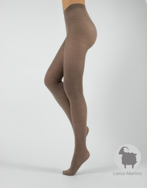 MERINO WOOL TIGHTS – 100 DEN